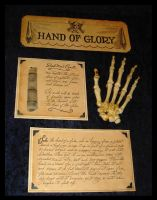 Legend of the Hand of Glory by SalemCat