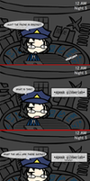 Playing Five Nights At Freddy's - Night 5 by Kiwi612