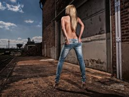 Blue Jeans by Panzerknacker1