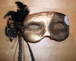Steampunk Mask by DemoraFairy