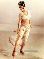 Vyjayanthimala the Dancer by GuddiPoland