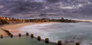 The Bay of Coogee by MarkLucey