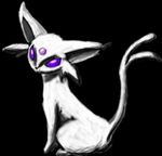 Espeon by Allysin22