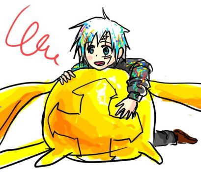 DGM uhm.. Allen and Timcampi? by Relory