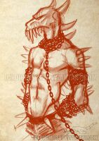 Nightmare Soul: Chains by Digimitsu