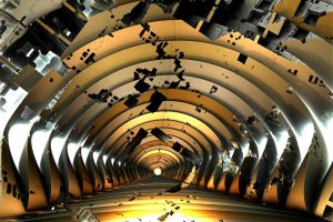 Time Tunnel by HalTenny