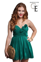 Holland Roden PNG by Marysse93