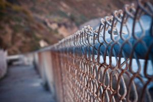San Pedro Fence by Abfc