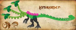 Dragons :Hydrarden: by Xelku9