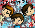 The Sideburns Crew by MySiC