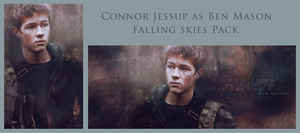 Connor Jessup as Ben Mason by Mypsdisrdy