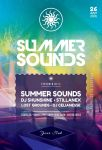 Summer Sounds Flyer by styleWish
