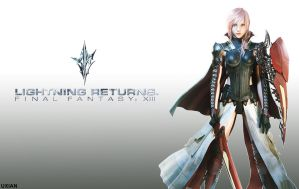 Lightning Returns: Final Fantasy XIII by UxianXIII
