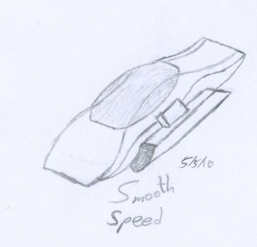 Smooth Speed Sketch by SatoshiGT