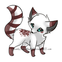 Fox .::Auction::. by XxAdoptxX