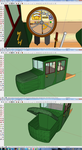 Steam car for MMD WIP 4 by MasterOfHelium