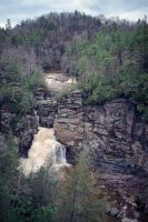 Linville Falls by seenew