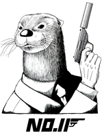 Otter No.11 by cabogie