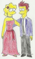 Lisa and Colin's Prom by TheSimpsonsFanGirl
