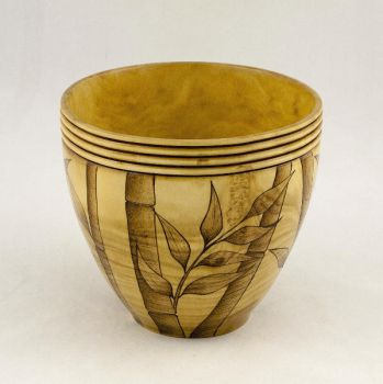 bamboo bowl by Silver-Shadow-Light