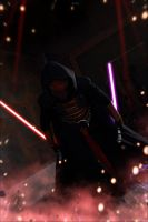 Darth Revan Cometh by KeyTaylor