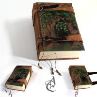 Into The Wood Journal by AnnEnchanted
