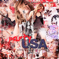 +party in the usa by sparksofwishes