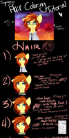 Hair Shading Tutorial by SugarberryArt