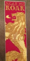 Lannister Bookmark by ReeRee6924
