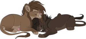 Cuddlebugs -CO- by MBPanther
