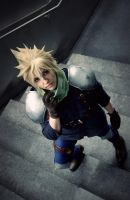 Cloud Strife [Crisis Core] Cosplay by TokyoStripper