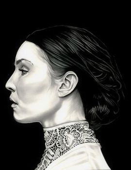 Prometheus - Noomi Rapace by TheNightGallery