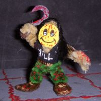 Psycho Killer Mini with Sickle by the-gil-monster