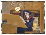 Frollo's Study by otherwise