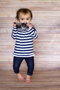 Zoey, Mini Photographer by wallynme
