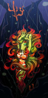 SHIINE Fire by greenest-alien