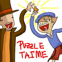 PUZZLE TAIME by BloodScale
