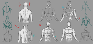Body Lighting by moni158
