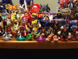 My Sonic Figure Collection 5.3 by DominicSega123
