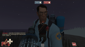 TF2: MEDIC AND HEAVY by EvilHyperRobot