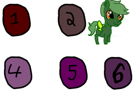 Mlp Mystery Adopts by OceanDriftwaterlog