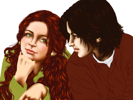 You are my Best Friend, Severus (wip) by Tsuki-Yue
