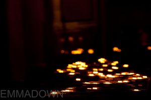 By Candle Light by oEmmanuele