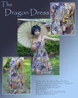 The Dragon Dress by Kagitsune