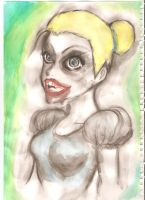 Cinderella Zombie by GreenSyndrome68