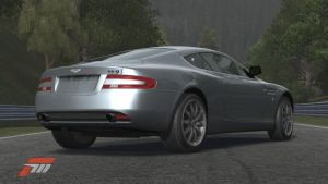 Aston DB9 Coupe by AloneRacecar