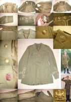 ww1 uniform dissection by GeneralVyse