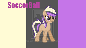 SoccerBall by BabcinyPasztet