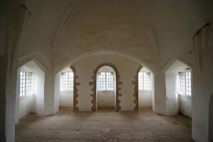 Interior II Castle Rising by sags