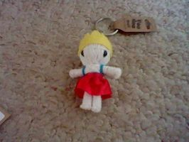 Voodoo Doll, String Wonder Woman Cheap by ButchxButtercup1996